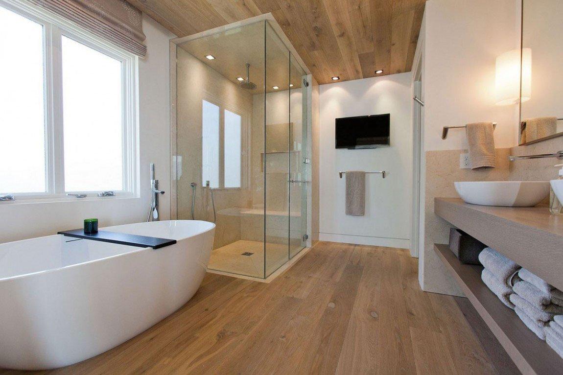 Poco spazio? Ecco 7 idee per arredare un bagno piccolo ...